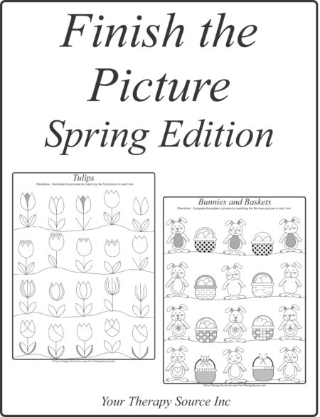 Finish the Picture – Spring Edition