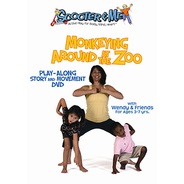 Monkeying Around at the Zoo – for Flexibility & Appreciation
