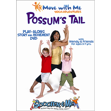 Possum's Tail – for Balance & Concentration