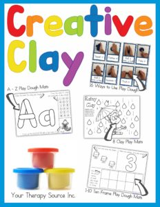 Creative Clay Activities Updated