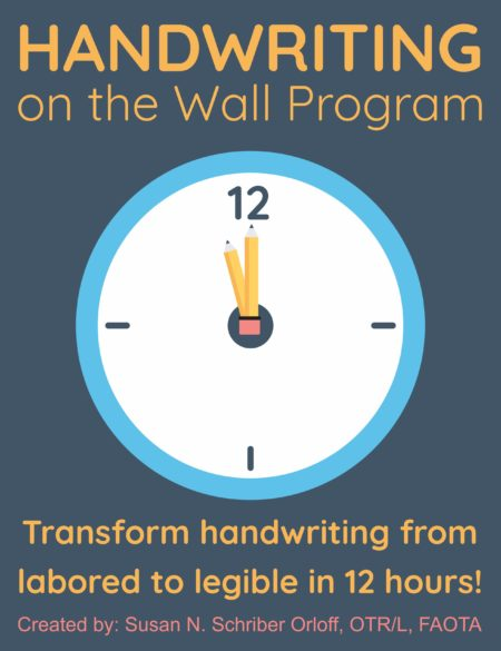 Handwriting on the Wall Program