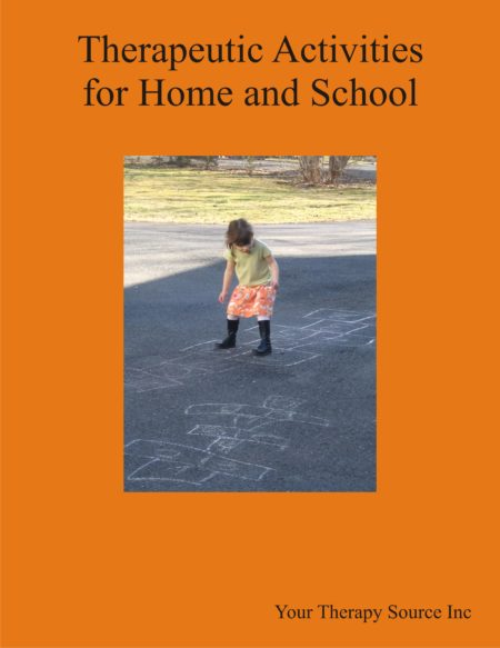 Therapeutic Activities for Home and School DOWNLOAD
