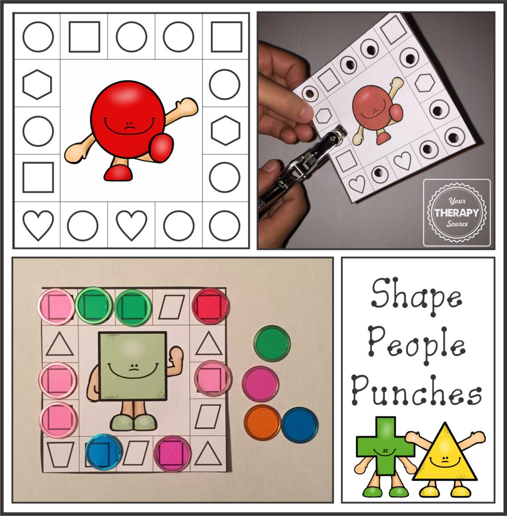 Download the Shape People Punches