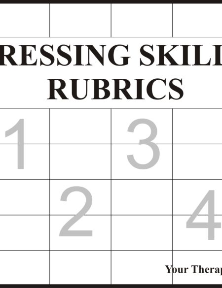 Dressing Skills Rubrics