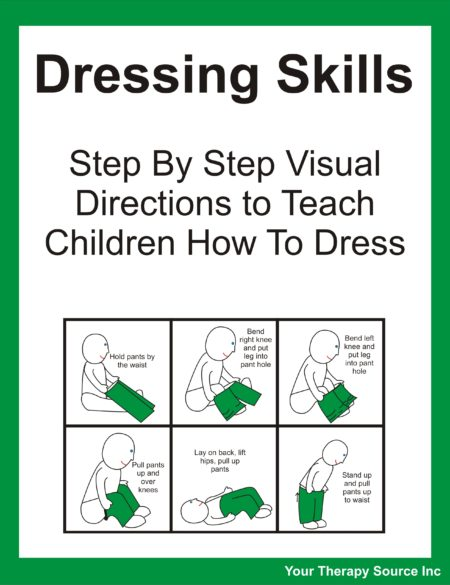 Dressing Skills for Children