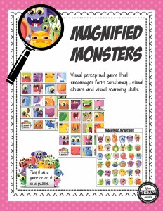 Magnified Monsters