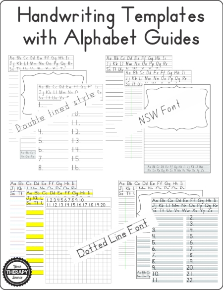 Handwriting_Templates_with_Alphabet