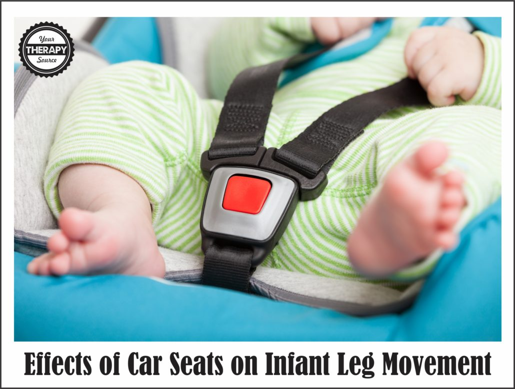 Effects of Car Seats on Infant leg Movement