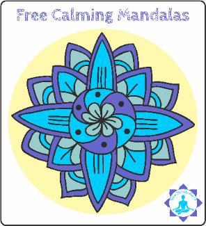 Free Mandalas To Color