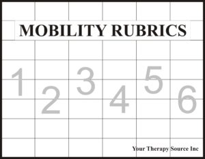 Mobility Rubrics Cover