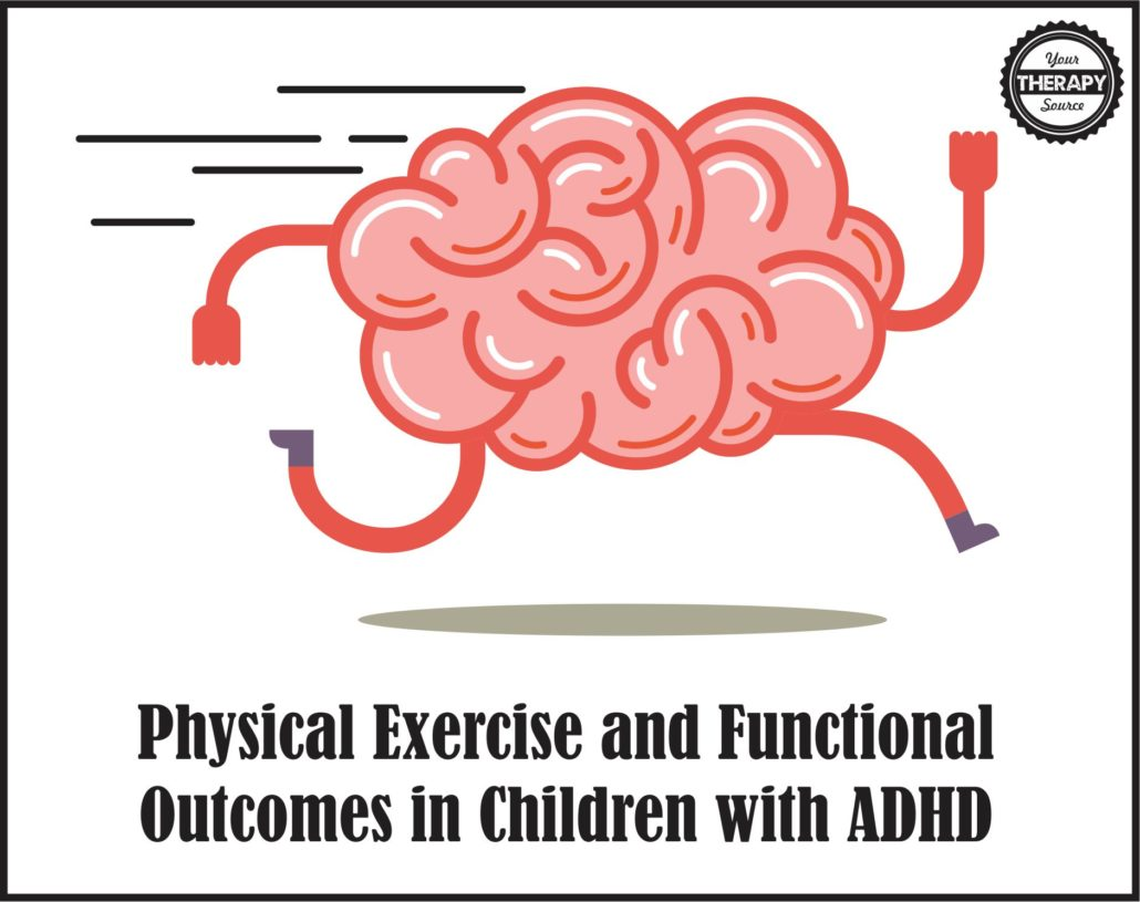 Physical Exercise and Functional Outcomes with ADHD