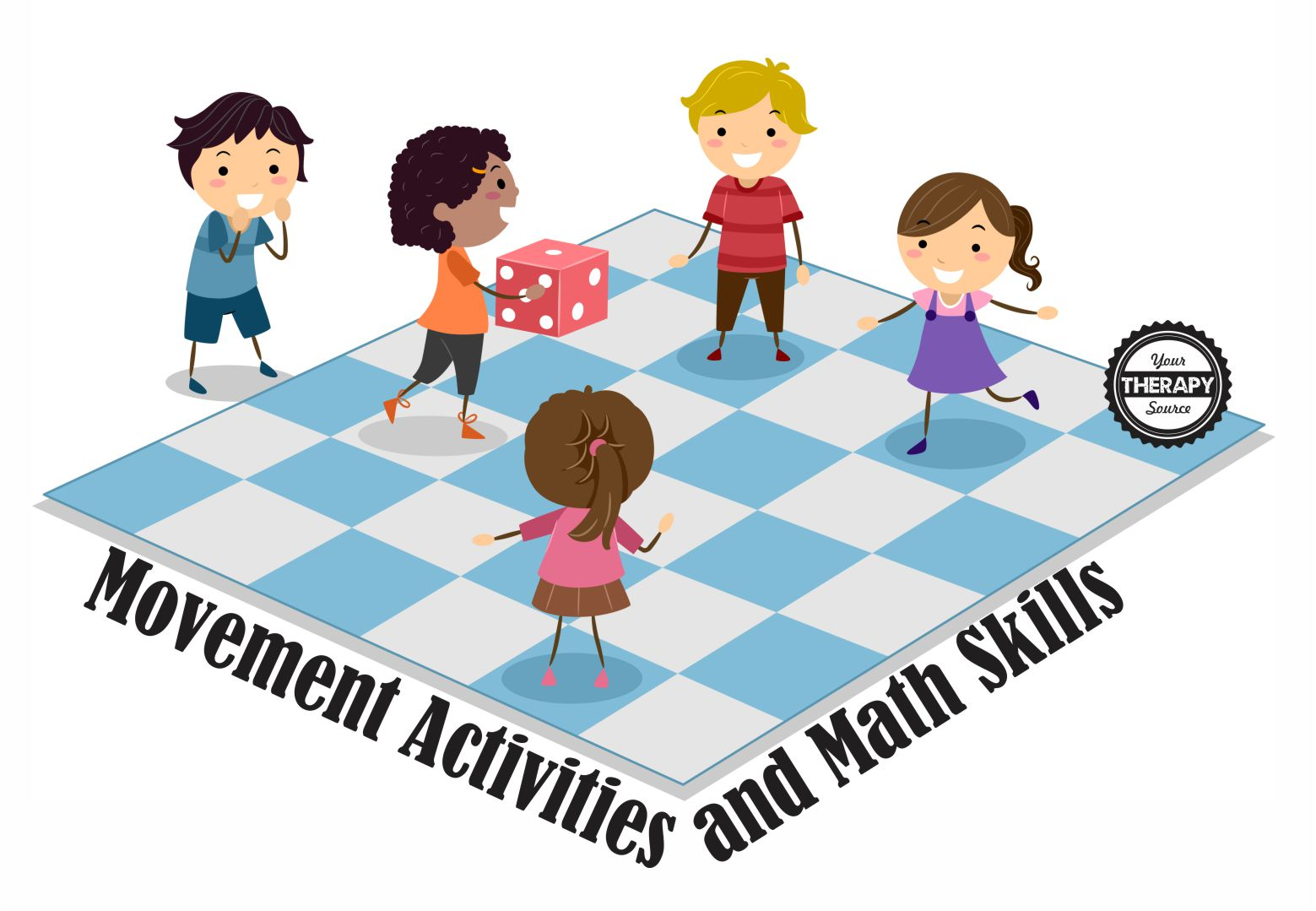 Movement Activities and Math Skills - Your Therapy Source