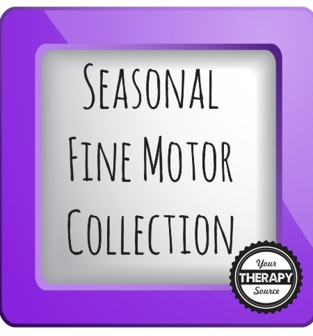 collection images - seasonal fine motor collection