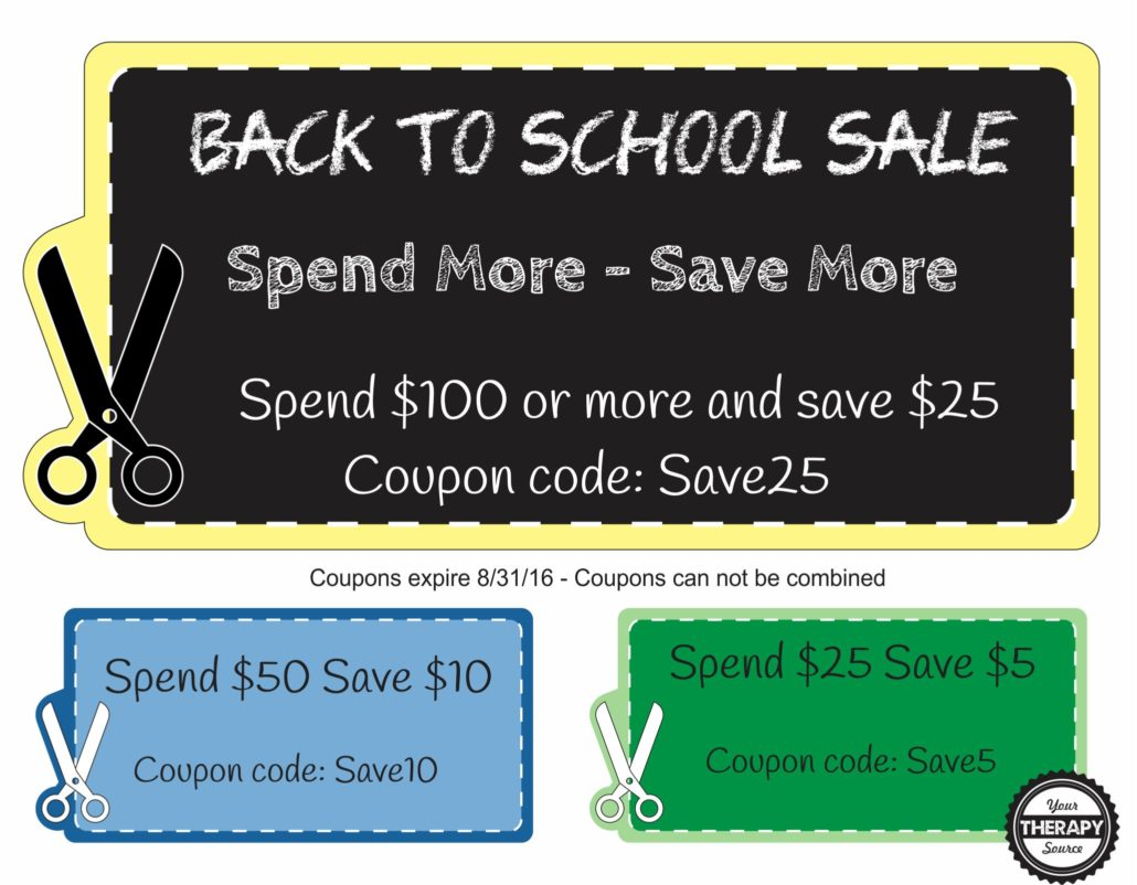 Back to School sale 2016 buy more save more