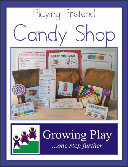 Pretend Candy Shop