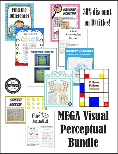 Mega Visual Perceptual Bundle