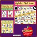 Handwriting Bundle Wall Cards YTS