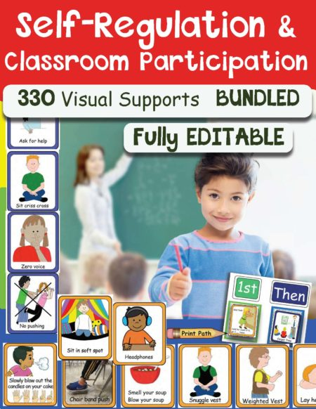 Visual Supports: Schedules, Self-Regulation, & Classroom Inclusion