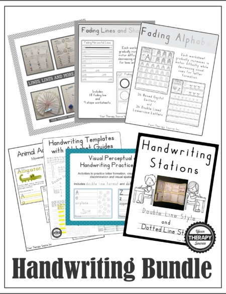handwriting-bundle