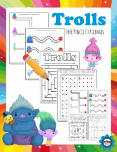 troll-pencil-challenges-4-page-freebie