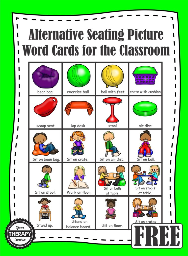 alternative-seating-picture-word-cards