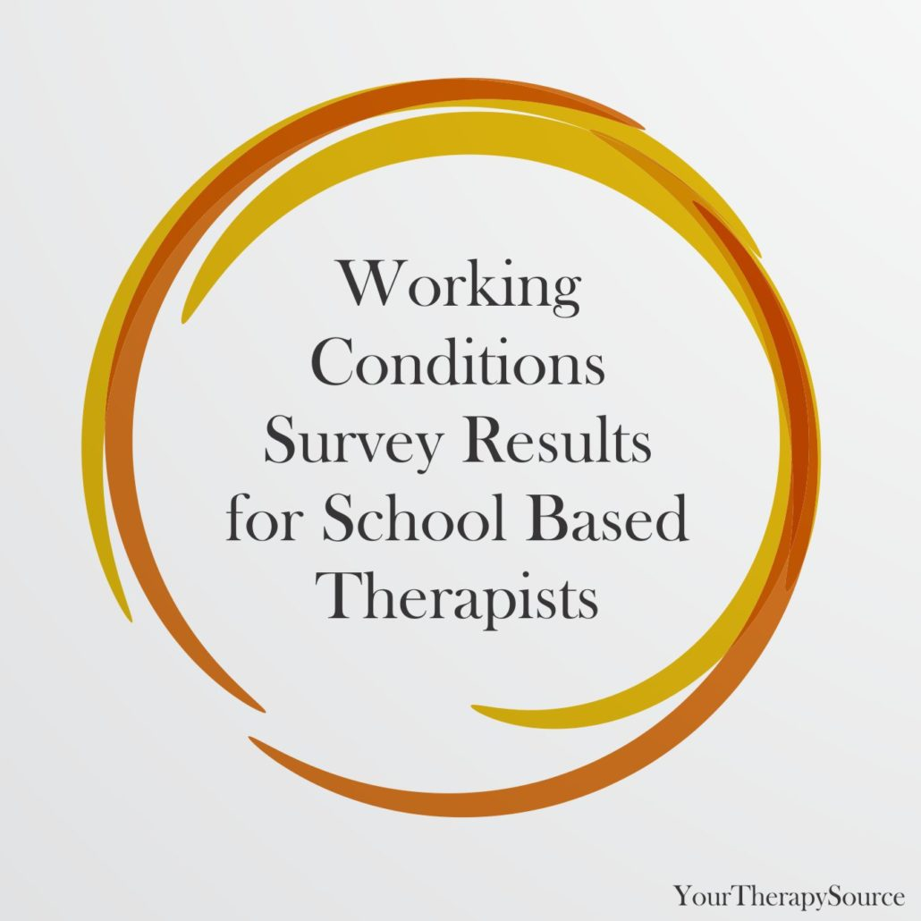 working-conditions-survey-results-for-school-based-therapists