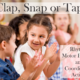 Clap Snap Tap Rhythm Motor Planning and Coordination Activity