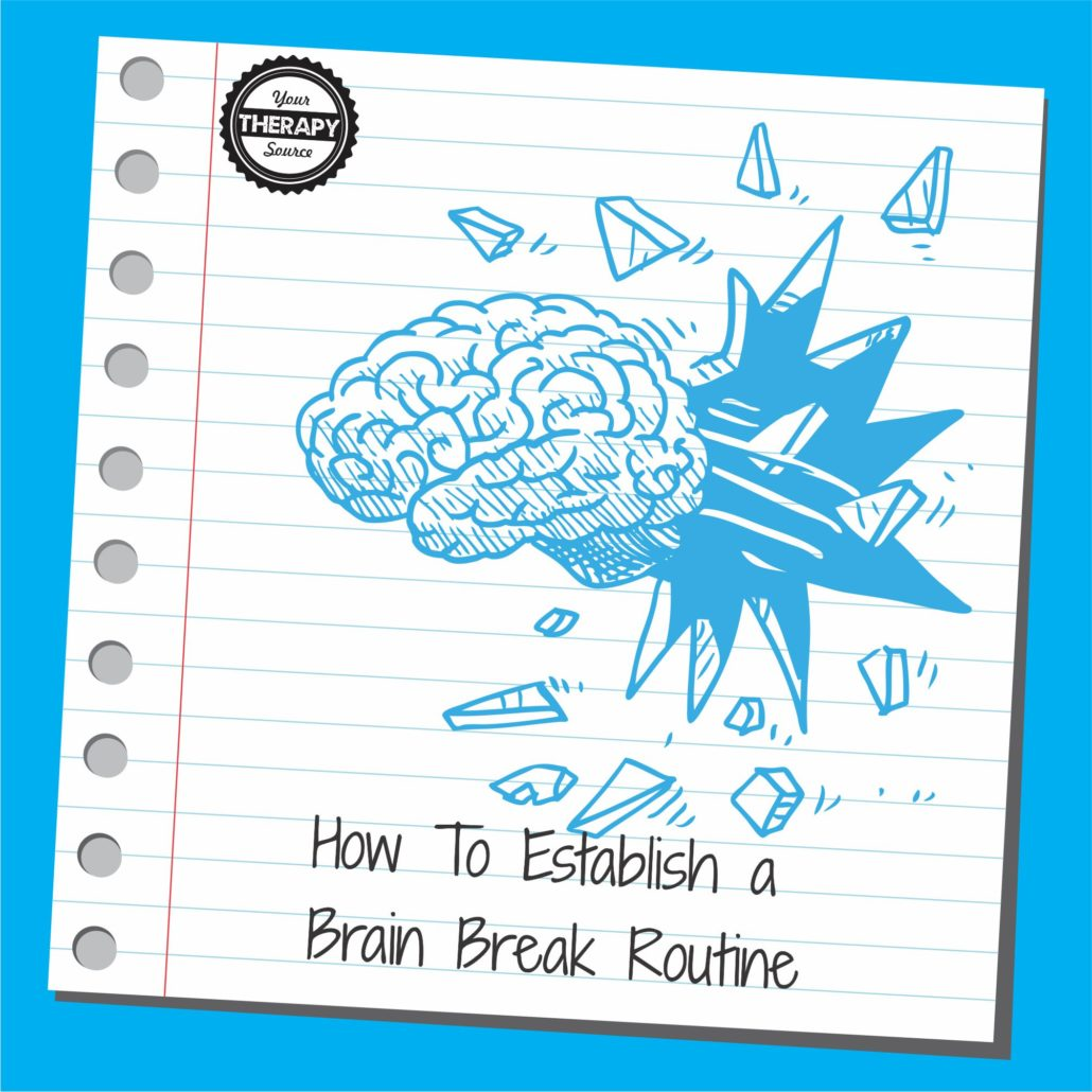 How To Establish a Brain Break Routine
