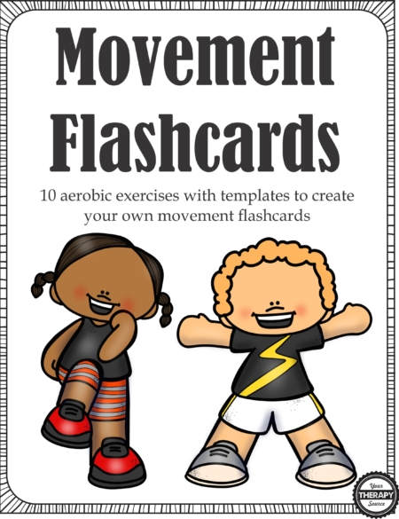 Movement Flashcards
