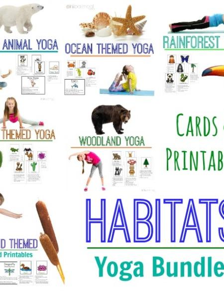 Habitats Yoga Bundle
