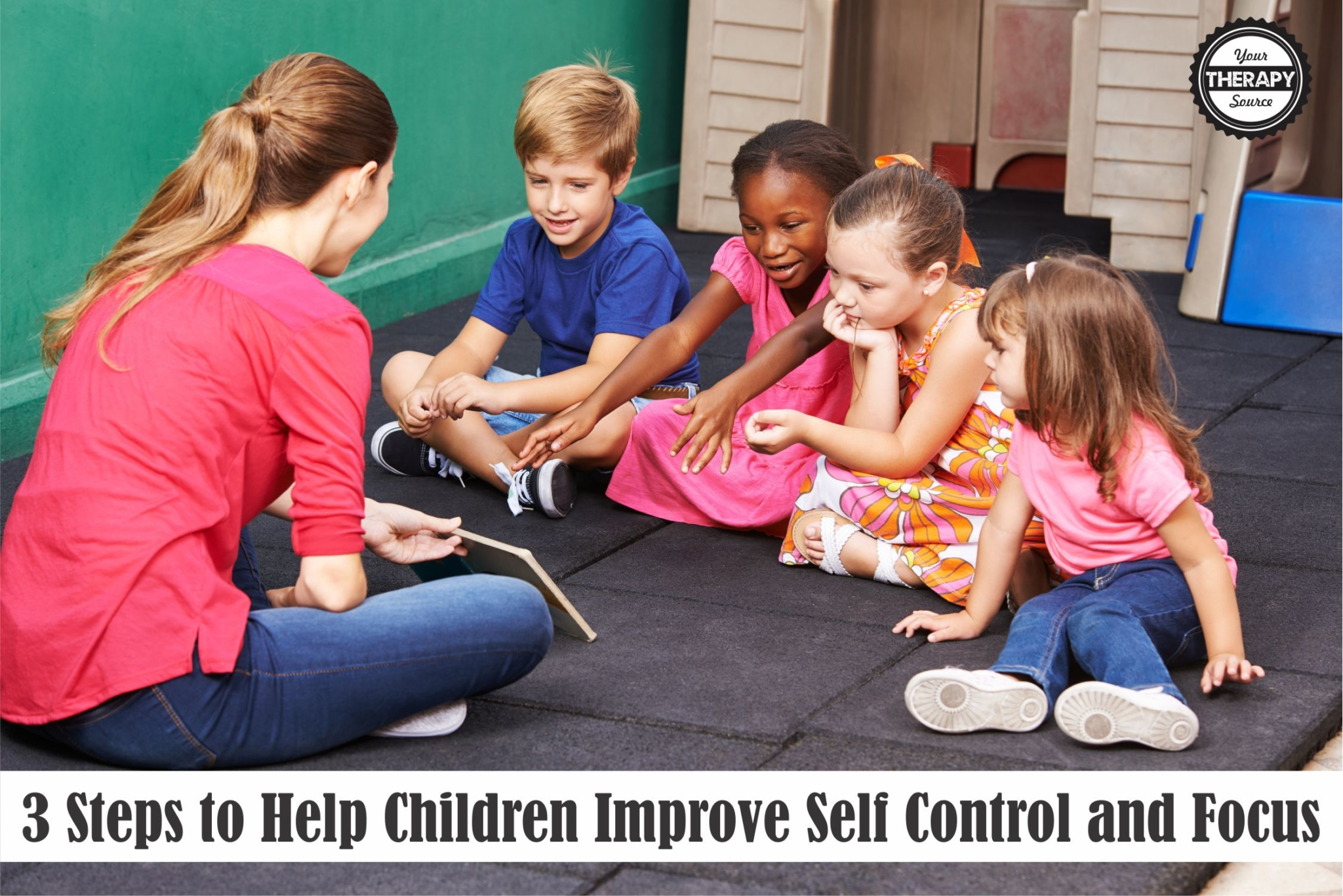 Photo of Focus and Self-Control – 3 Steps to Helping Children Improve