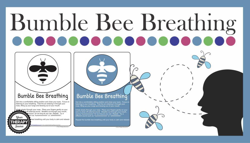 Bumble Bee Breathing Break - Deep Breathing Exercise - Your