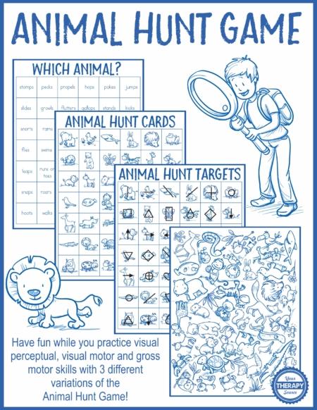 Animal Hunt Game