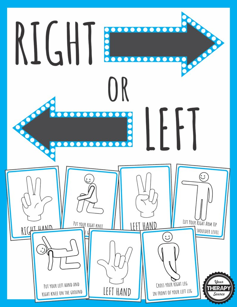 Right or Left Games