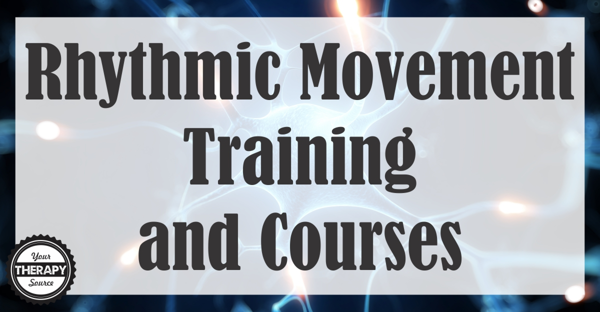 Rhythmic Movement Training and Courses