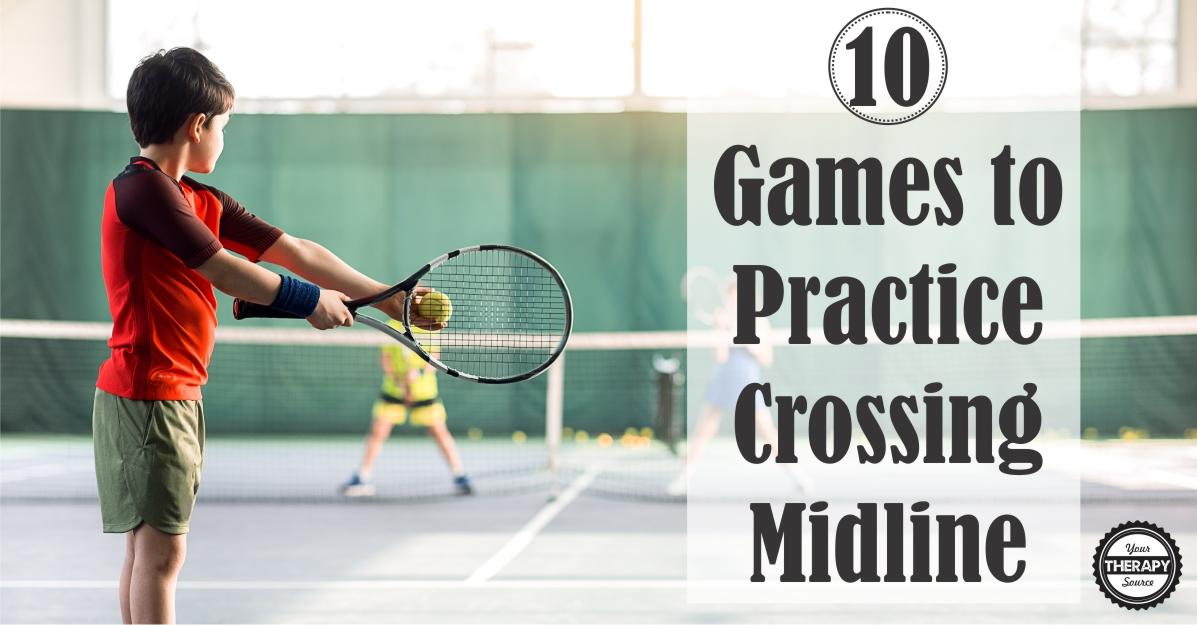 Practice Crossing Midline