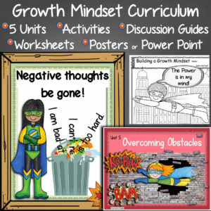 Growth Mindset Curriculum