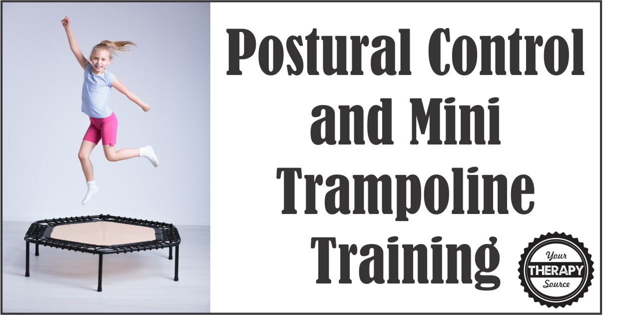 Postural Control and Mini Trampoline Training