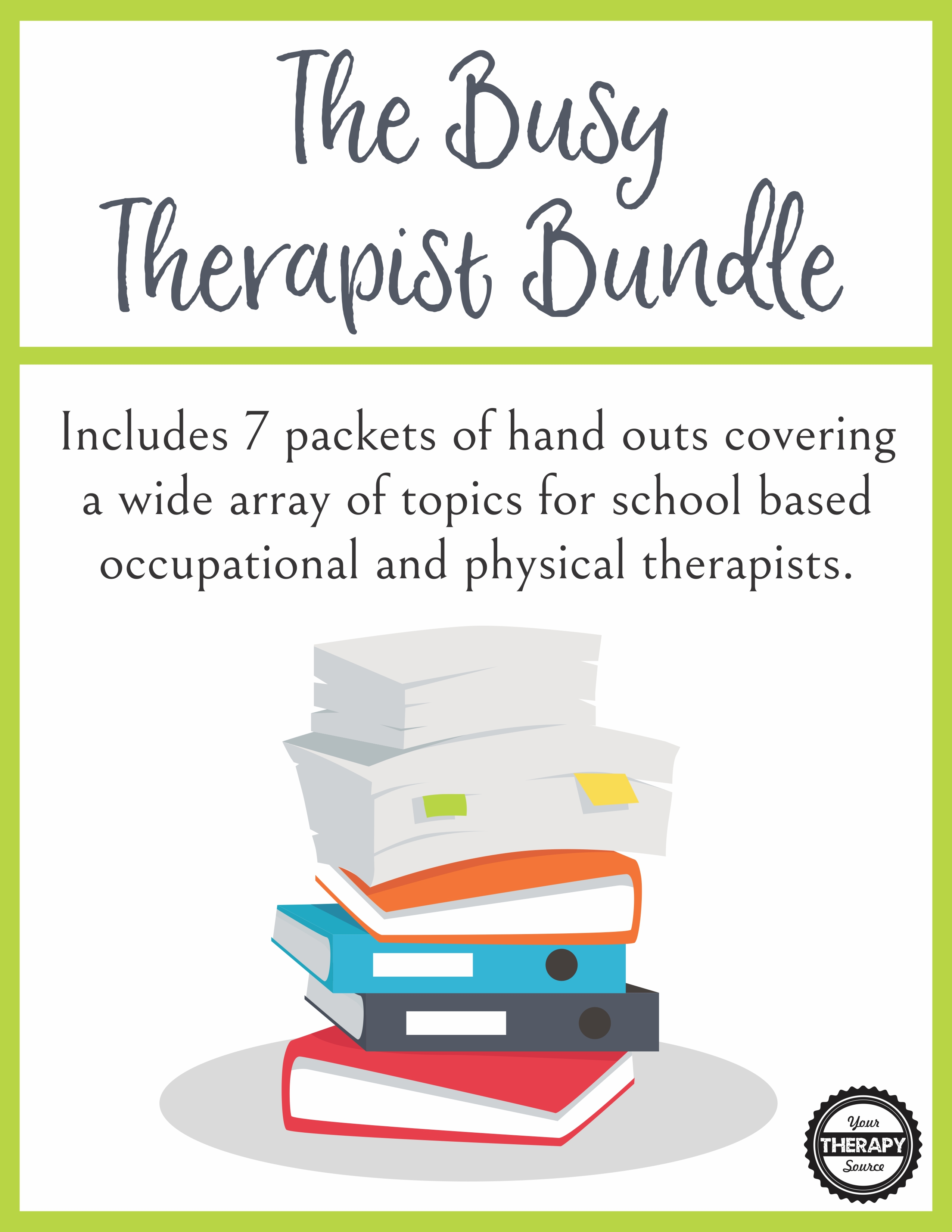 Awesome Pediatric Occupational And Physical Therapy Hand Outs Your Download Free Architecture Designs Scobabritishbridgeorg