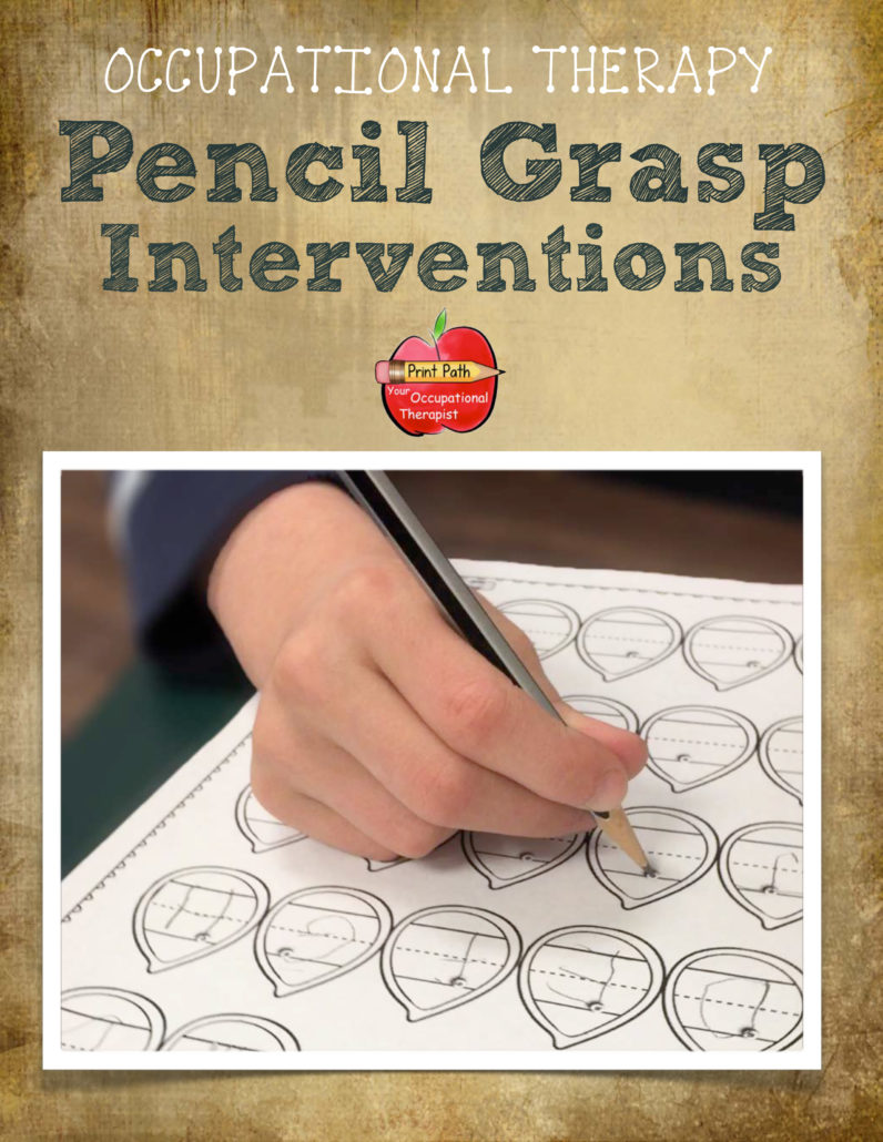 Pencil Grasp Interventions
