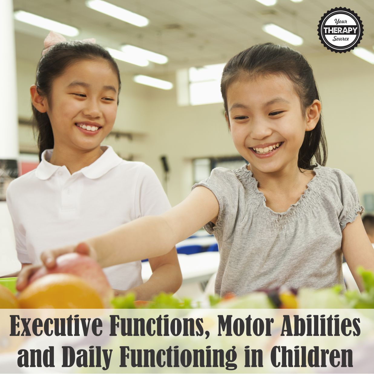 Executive Functions, Motor Abilities and Daily Functioning in Children