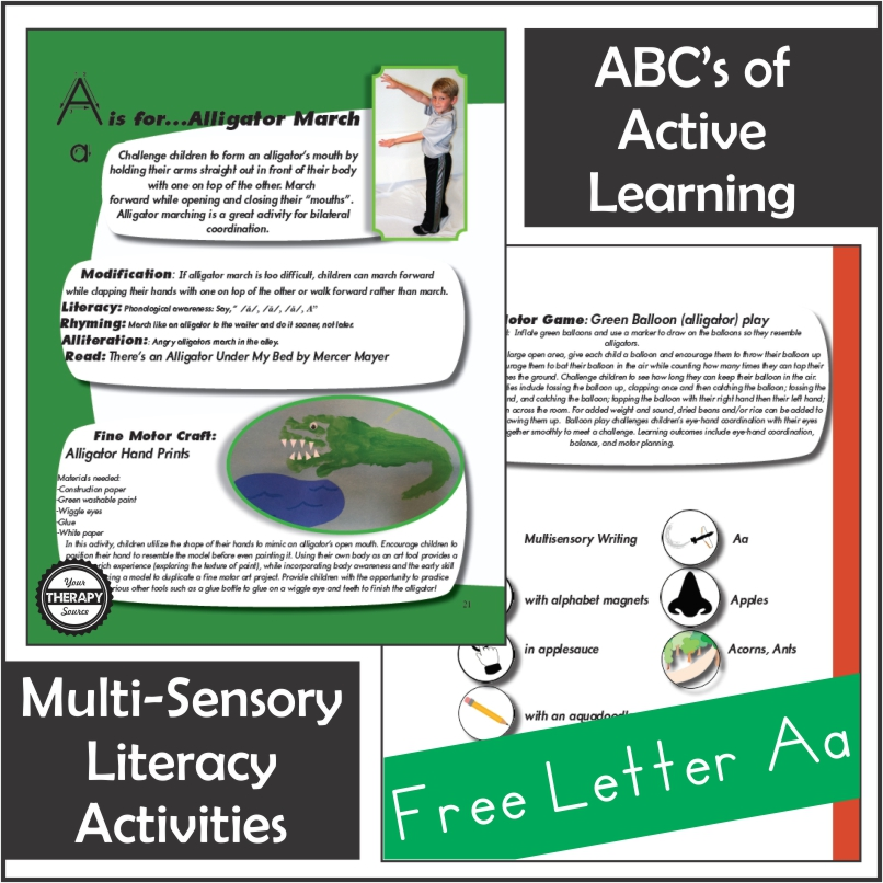 Multisensory Active Learning