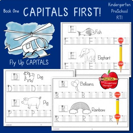 CAPITALS FIRST Explicit Instruction
