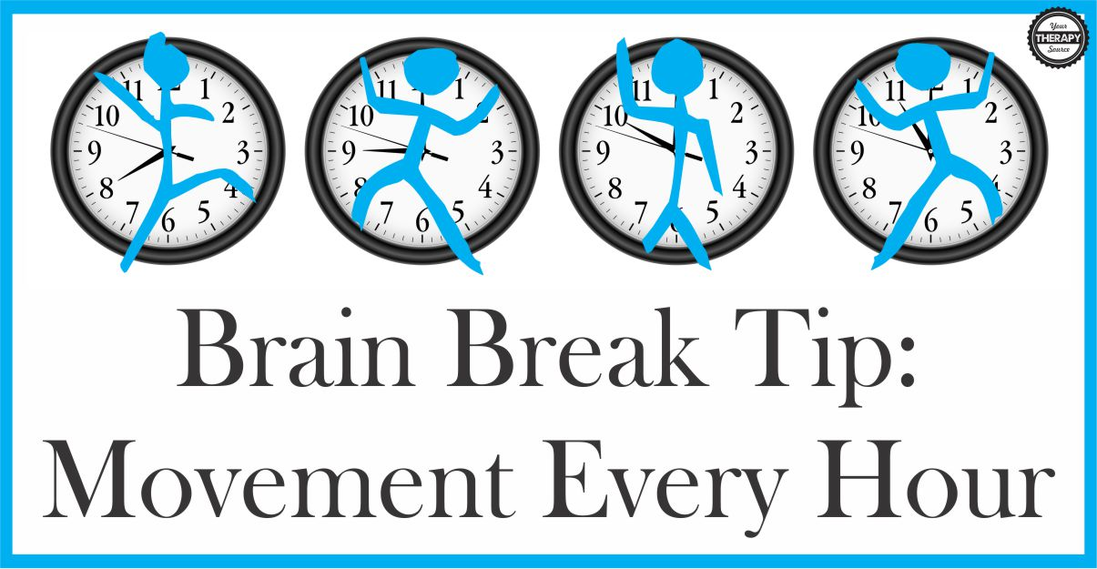 Super Simple Brain Break Tip