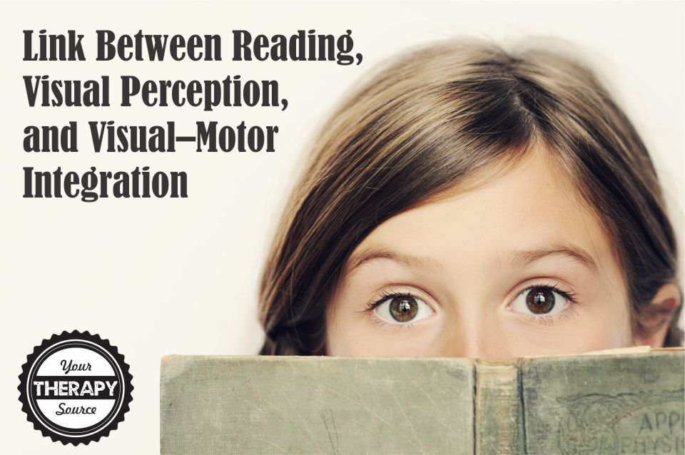 Link Between Reading, Visual Perception, and Visual–Motor Integration