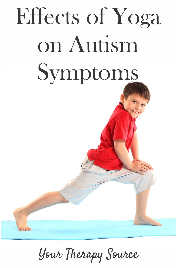 Effects of Yoga on Autism Symptoms