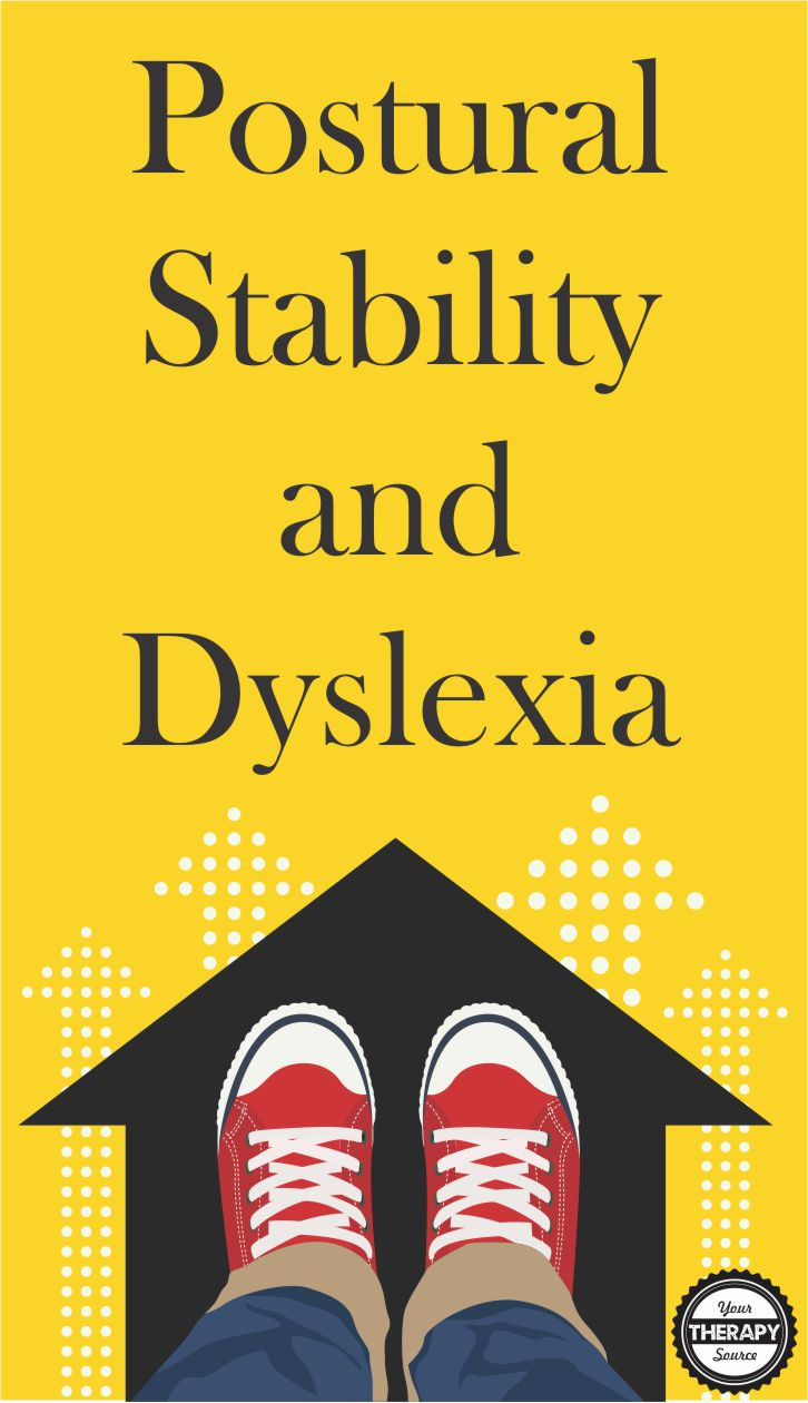 Postural Stability and Dyslexia