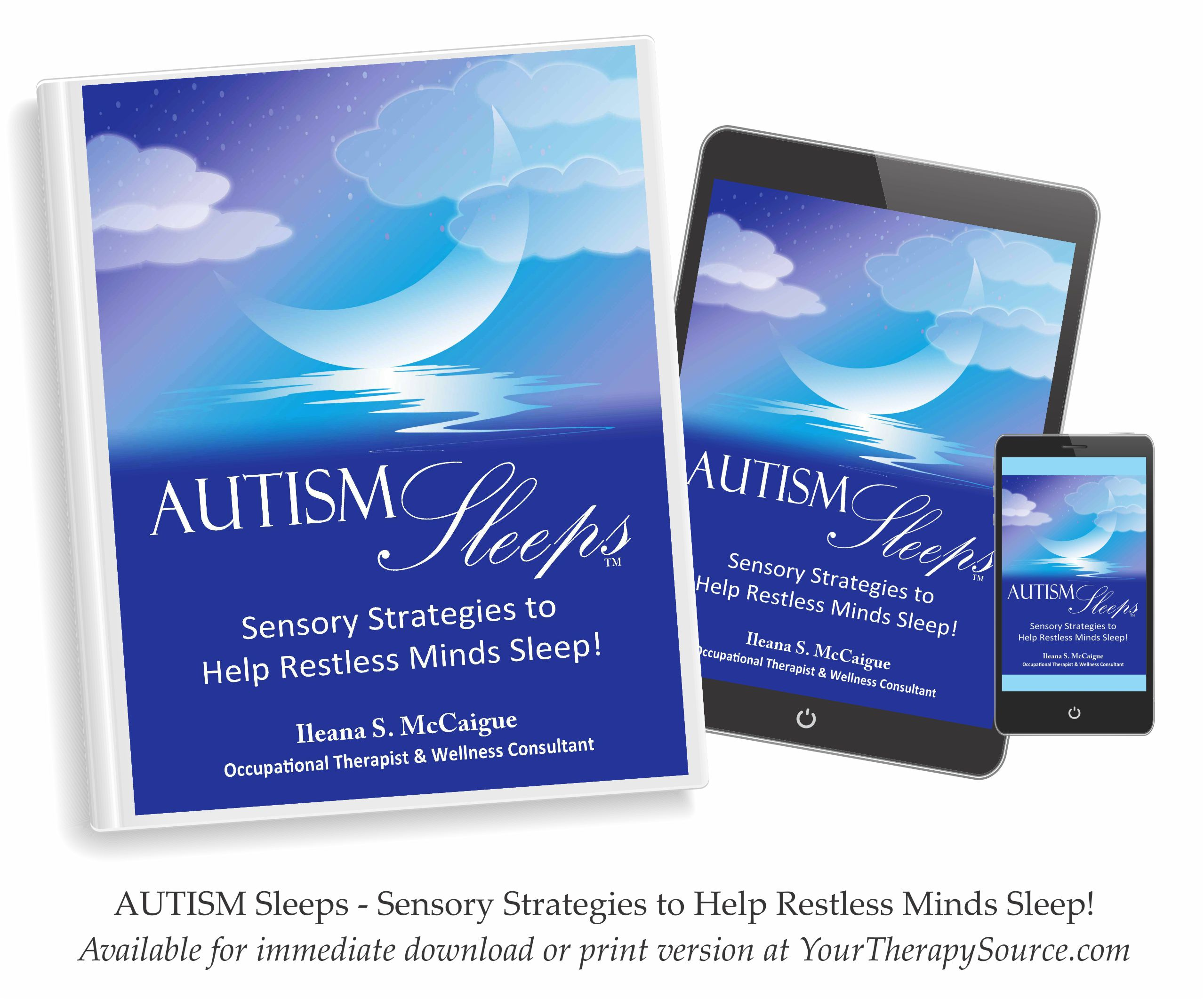 Autism Sleeps - Sensory Strategies to Help with Restless Sleep