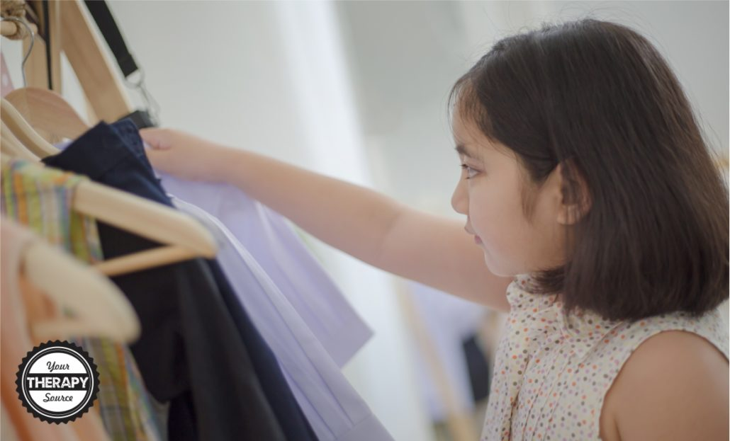 Girls with Autism Struggle More with Daily ROutine Tasks