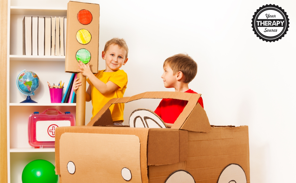 Sensory Processing and Pretend Play